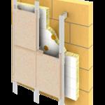 Готовые системы навесных вентилируемых фасадов